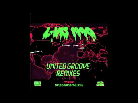 L-Vis 1990 - United Groove (Sound Pellegrino Remix) [Official Full Screen]