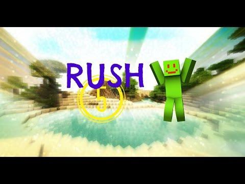 |Minecraft| Annihilation Strenght Rush #5 Canyon