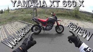 yamaha xt 660 x review walkaround motovlog 22
