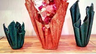 Bu Vazoları Gördükten Sonra Eski Havlularınızı Atamayacaksınız!#Kendin Yap Çalışmaları