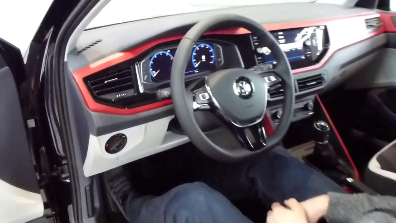 2018 vw polo beats exterior interior 10 tsi 115 hp 187 kmh 116 mph playlist