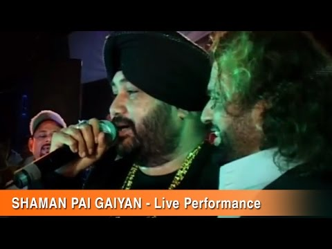 Shaman Paiyan | Live | Nakodar | Daler Mehndi | DRecords