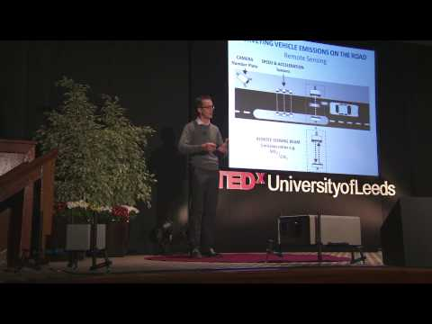 Why is our air quality not improving?: James Tate at TEDxUniversityofLeeds