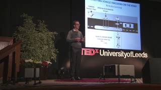 Repeat youtube video Why is our air quality not improving?: James Tate at TEDxUniversityofLeeds