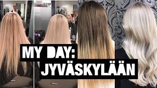 MY DAY: JYVÄSKYLÄÄN | Henry Harjusola