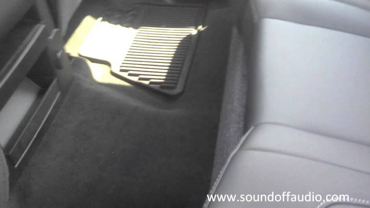 New Body 2014 Chevrolet Crew Cab Subwoofer Box Youtube