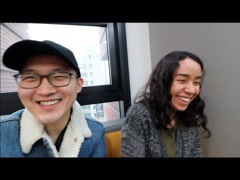 Vino hasta Corea por mis videos