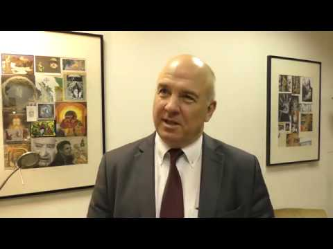 Interview with Nils Muižnieks Commissioner for Human Rights, Council of Europe