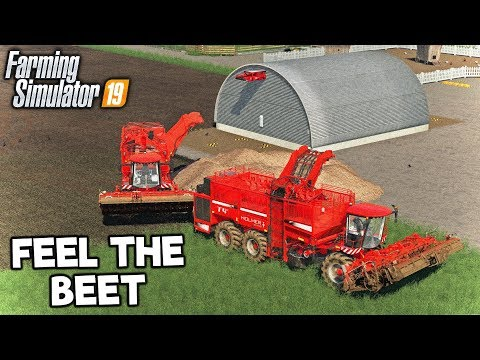 FEEL THE BEET - Let's Play Farming Simulator 19   Episode 59 thumbnail