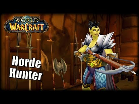 The Classic Armory #3 - Horde Hunter