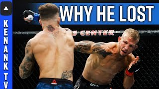 The REAL Reason: Cody got DESTROYED again by TJ | UFC 227: Full Fight Breakdown | Film Study