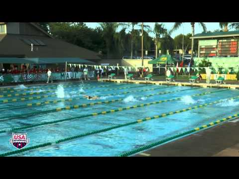 M 200 Fly A Final - 2014 JUNIOR PAN PACIFIC CHAMPIONSHIPS