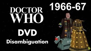 Doctor Who DVD Disambiguation - Season 4 (1966-67)