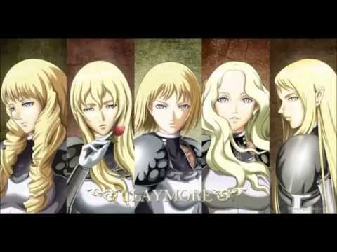 Claymore Opening + Ending