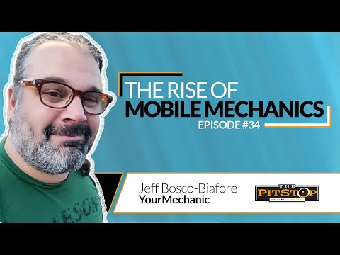 Innovating the Mobile Car Repair & Maintenance Industry with Jeff Biafore of YourMechanic | PSP #34