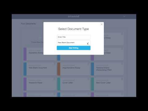 WriteWell Gives Students and Professionals Templates to Jumpstart Research Papers