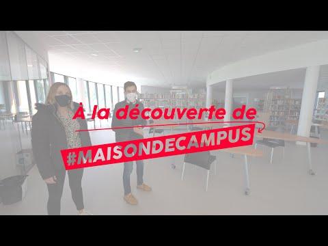 Vidéo immersive Maison de Campus - Castres