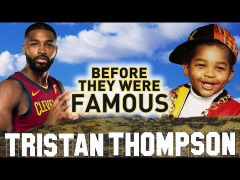 TRISTAN THOMPSON - Before They Were Famous - Cleveland Cavaliers NBA
