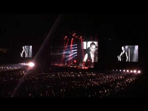 Depeche Mode A Question Of Time Estadio Nacional Santiago Chile 21-03-2018