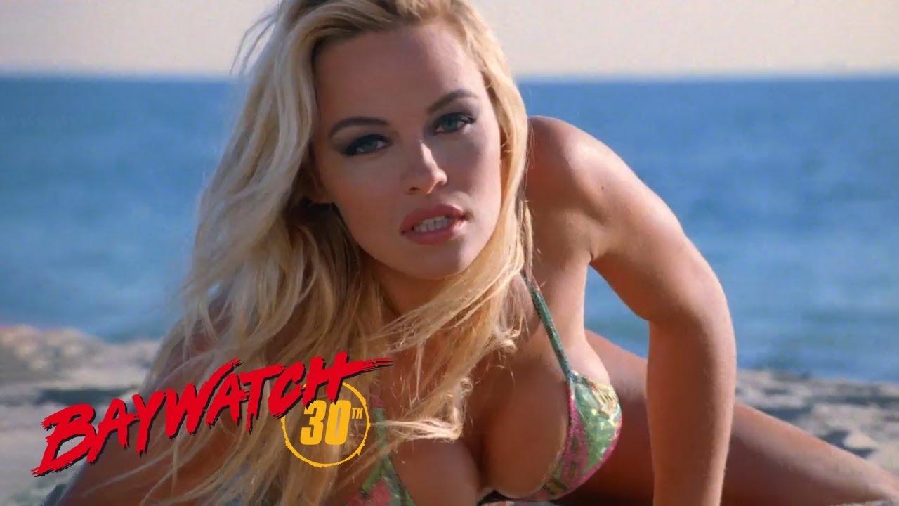 Download C.J Parker / Pamela Anderson Compilation   Baywatch Remastered