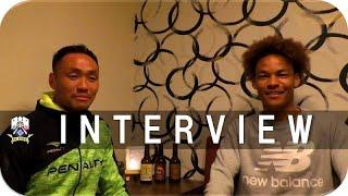 【FC岐阜】INTERVIEW ~FC岐阜アンバサダー難波宏明&イヨハ理ヘンリー~
