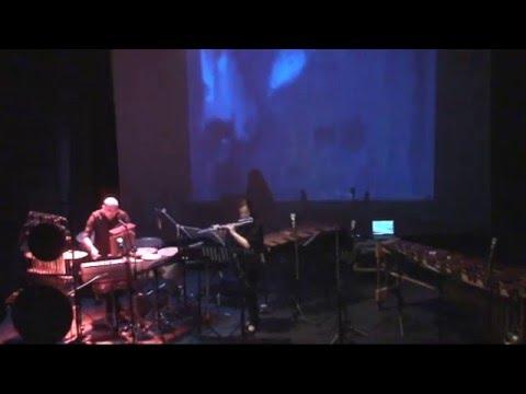Tzolkin per a flauta i percussió (1996) -  Salvador Torré