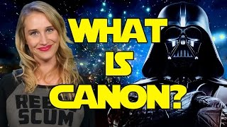 WHAT IS CANON? - Star Wars 101