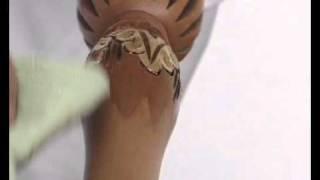 Четыре сезона. Заказать лестницу в Тюмени(Производство деревянных ограждений и перил для лестниц., 2011-09-23T21:53:35.000Z)