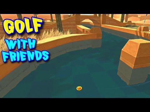 BEST WATER MINI GOLF BALLS? | Golf With Friends (Gameplay)