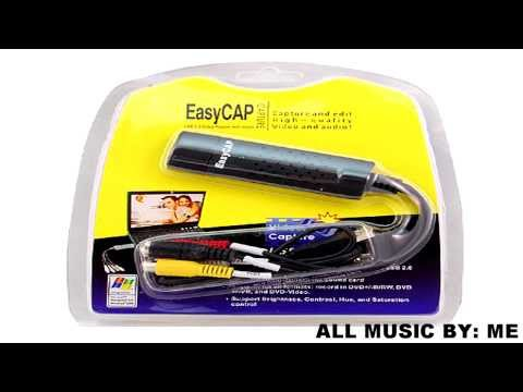EASYCAP 2.0 DC60 FULL SETUP TUTORIAL