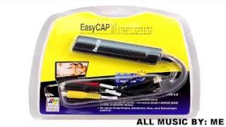 EASYCAP 20 DC60 FULL SETUP TUTORIAL