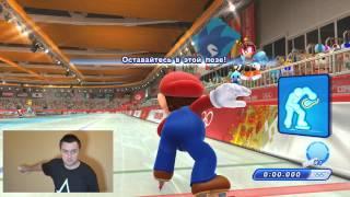 Сочи 2014 - Марио и Соник на Олимпийских Играх