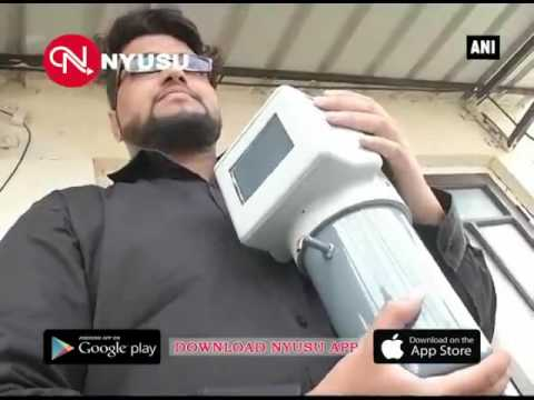 Water from Air 3d printed project - Dewdrop - Inventor Jawwad Patel