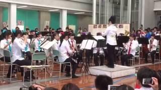 専修大学附属高等学校吹奏楽部 泉祭 Part1