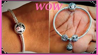 Cheaper Alternative To Pandora Bracelets Charm Bracelet Youtube