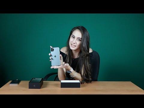 Дал девушке распаковать IPhone 11 Pro Max 😱