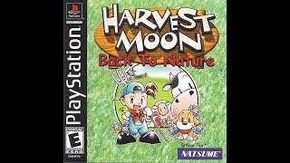 Gambar cover Harvest Moon Back to Nature [100% run attemp] Part 1