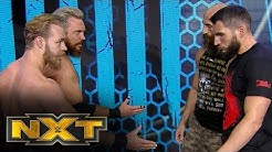 #DIY and Moustache Mountain show respect ahead of Worlds Collide: NXT Exclusive, Jan. 22, 2020