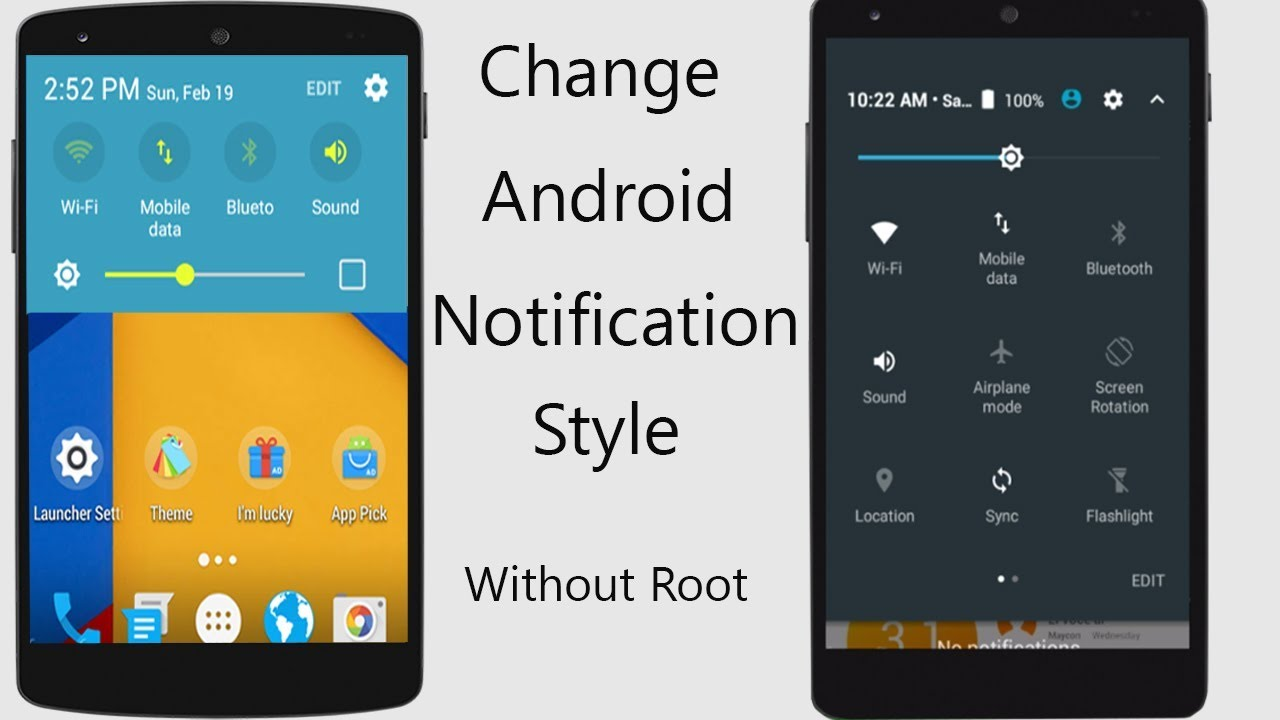 how to change status bar text color in android
