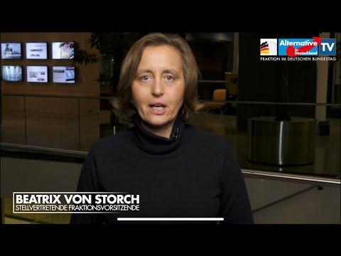 """Nein zum """"Nationalen Aktionsplan Integration""""! - Beatrix von Storch - AfD-Fraktion im Bundestag"""