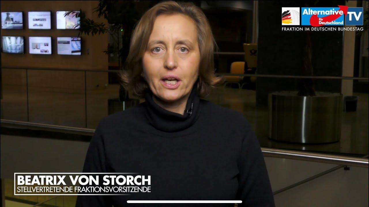 """Nein zum """"Nationalen Aktionsplan Integration""""! - Beatrix von Storch - AfD-Fraktion im Bund"""