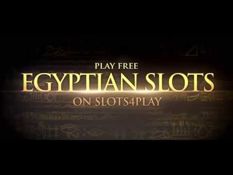 Egyptian Slot Games - Slots4play