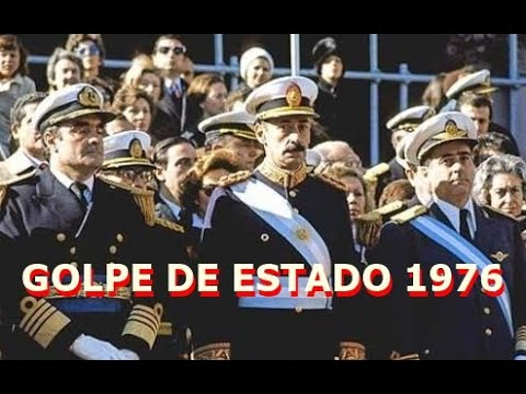 GOLPE DE ESTADO DE 1976