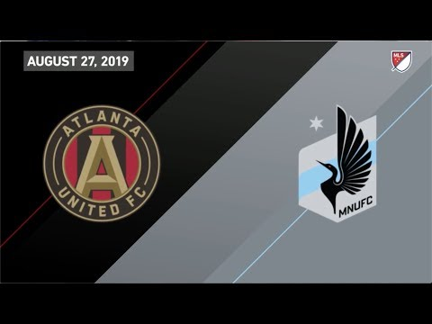 HIGHLIGHTS: U.S. Open Cup Final   Atlanta United Vs Minnesota United   August 27, 2019