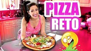 RETO de la Pizza Asquerosa Uff Pizza Challenge - SandraCiresArt