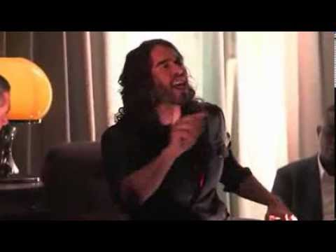 Russell Brand Interview Excerpt With Mehdi Hasan