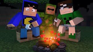 Minecraft - NOSSAS FÉRIAS - HISTÓRIAS DE TERROR! #3