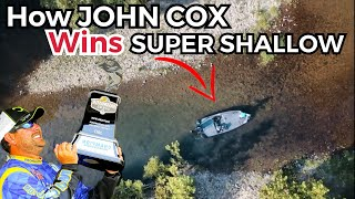 Won over $1 MILLION Fishing Like This!!! - John Cox