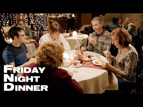 Dinner At The Chinese Restaurant | Friday Night Dinner