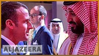 🇫🇷🇸🇦'You never listen to me': Macron meets MBS on G20 sidelines l Al Jazeera English